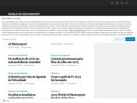 World of Motorsport – Fórmula 1 e muito mais automobilismo