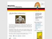 Mineirinha n'Alemanha | Brasil Alemanha Estudar e Trabalhar na Alemanha Viver como brasileira na Alemanha mulher mineira mineirinha Beagá Belo Horizonte no exterior expatriada emigrante imigrante estrangeira