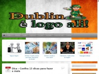 Dublin é logo ali!   Informações sobre intercâmbio, viagens e um pouco da vida na Ilha Esmeralda.