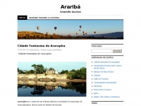 Araribá | Scientific tourism