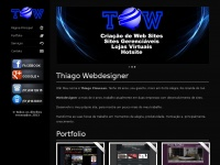 Thiago Webdesign | Criação de Sites e Desenvolvimento de Sites