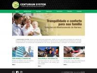 Centuriumsystem.com.br - CENTURIUM SYSTEM - Consultoria em Sistemas de Segurança