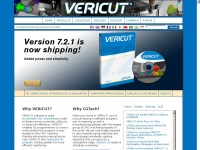 Cgtech.com - CGTech - CNC verification, simulation and optimization software