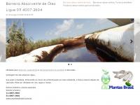 Barreira absorvente de óleo Ligue 011 2122-4051