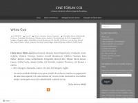 Cine-Fórum CCB | «Cinema, veículo de cultura e proposta de valores»