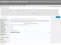 O Blog no Fim do Universo