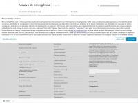 Arquivo de emergência | A Arquivista