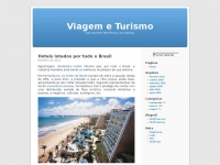 Viagem e Turismo | Just another WordPress.com weblog