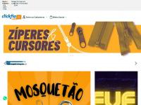 Clickfios.com.br - Clickfios.com - Loja Online de Armarinho e Artesanato