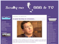 Scully no BBB & TV