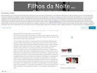 Filhosdanoite's Blog | Blog voltado para vampiros e o livro Filhos da Noite, de Erik Santana.