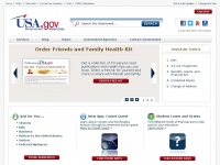 USA.gov: The U.S. Government's Official Web Portal  | USAGov