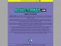 Aguastermais.com - Portal Águas Termais. O Guia dos destinos de Água Termal no Brasil