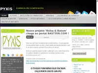 pyxis | Academia de Investimentos