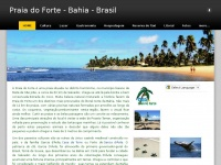 Praia do Forte Bahia - Brasil - HOME