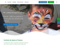 Iacrianca.pt - Instituto de Apoio à Crianca - IAC