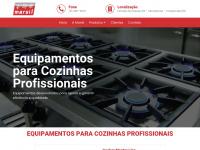 Acosmarsil.com.br - Marsil Equipamentos para Cozinhas Profissionais