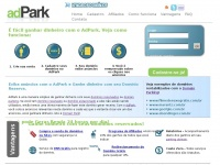 Adpark.com.br - adPark - Monetizar e Parking de Domínios no Brasil