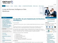Cetax.com.br - Cetax | Consultoria & Treinamentos de Business Intelligence & Big Data