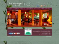 Champagny Pousada & Restaurante em Santo Antônio do Pinhal / SP - (12) 99771-3909 / (11) 94111-6333