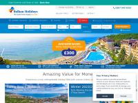 Balkanholidays.co.uk - Cheap Bulgaria Holidays, Flights to Bulgaria, Croatia Holidays, Montenegro, Slovenia and Romania