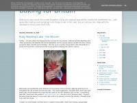 Bakingforbritain.blogspot.com - Baking for Britain