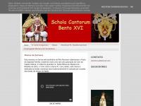 scholacantorumbentoxvi.blogspot.com