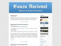 causanacional.net