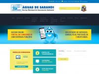 aguasdesarandi.com.br