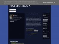 x-matematica-x.blogspot.com