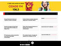 cidadefm106.com.br