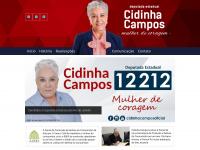 Cidinhacampos.com.br - Cidinha Campos