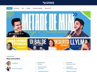 CIFRAS.COM.BR | Site de cifras e tablaturas