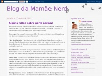 Blog da Mamãe Nerd