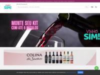 Blog Vinho SIM