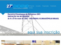 Notícias - Encatho & Exprotel 2018