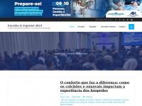 Patrocínio/Apoio - Encatho & Exprotel 2019