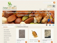 Zona Cerealista Online - Loja de Produtos Naturais e Orgânicos
