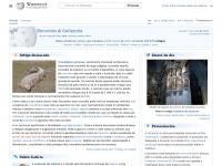 Wikipedia, a enciclopedia libre