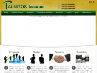Palmitosicoaraci.com.br - Palmitos Icoaraci - Industria de Conservas Icoaraci