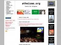 Atheisme.org - Athéisme