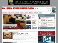 Cjr.org - Columbia Journalism Review - The voice of journalism
