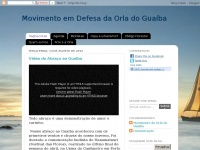 movimentoemdefesadaorladoguaiba.blogspot.com