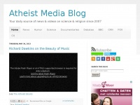Atheistmedia.com - Atheist Media Blog