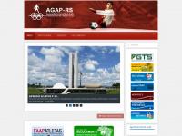 .: AGAP-RS- ASSOCIAÇÃO DE GARANTIA AO ATLETA PROFISSIONAL:.