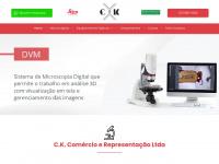 Ckltda.com.br - Equipamentos para laboratórios | C.K. Com. e Rep. Ltda.