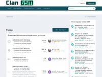 Clangsm.com.br - Clan GSM - Suporte para técnicos em telefonia móvel