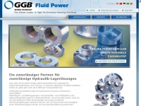 Ggbfluidpower.de - Home | GGB Fluid Power - Germany