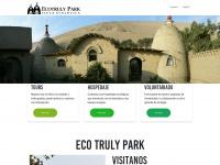 Ecotrulypark.org - Eco Truly Park - Eco Yoga Villages :: Inicio
