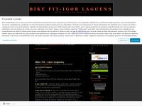 Bike Fit-Igor Laguens | WordPress.com weblog